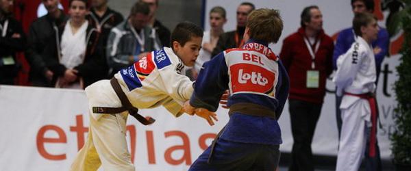 Абдул-Малик Умаев выиграл в Антверпене