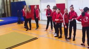 Чеченская гимнастка на 3-м месте