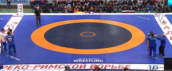 Чемпионат России-17 по г/р. Манцигов и Магомадов упускают золото