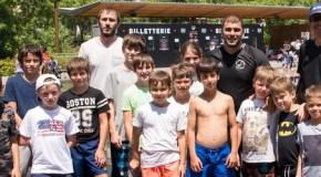 Клуб «Чемпион» организовал детский праздник