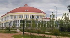 В Грозном открыли Дворец волейбола имени Увайса Ахтаева