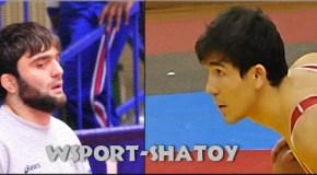 Зелимхан Хаджиев vs Муслим Дадаев на чемпионате Франции