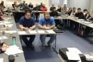 Гамбулатов на судейском семинаре в Хеннефе