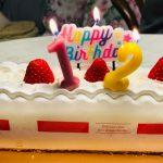 凛、12歳の誕生日