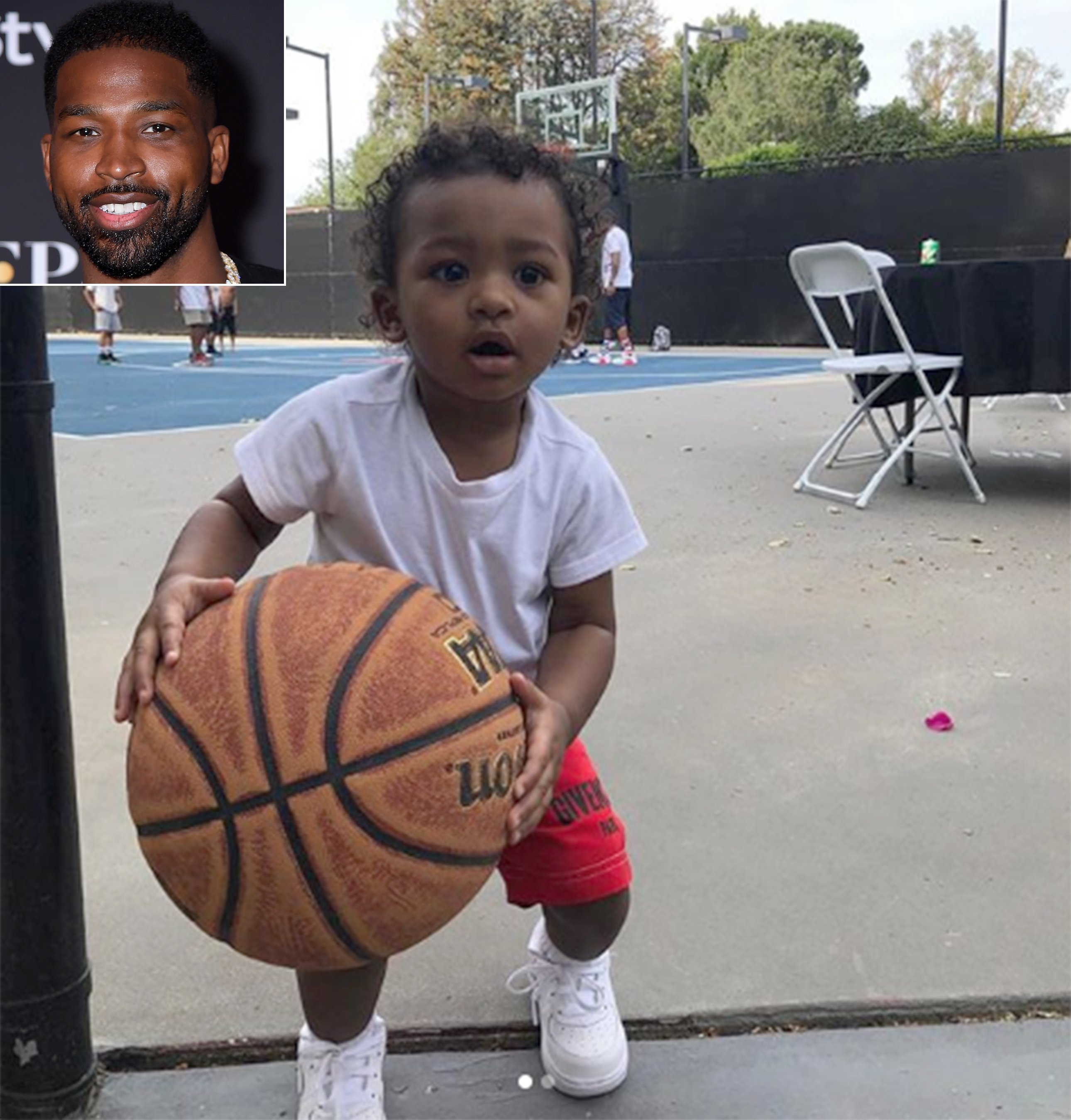 Tristan Thompson Wishes Son Prince A Happy 2nd Birthday Daddy Loves You So Much