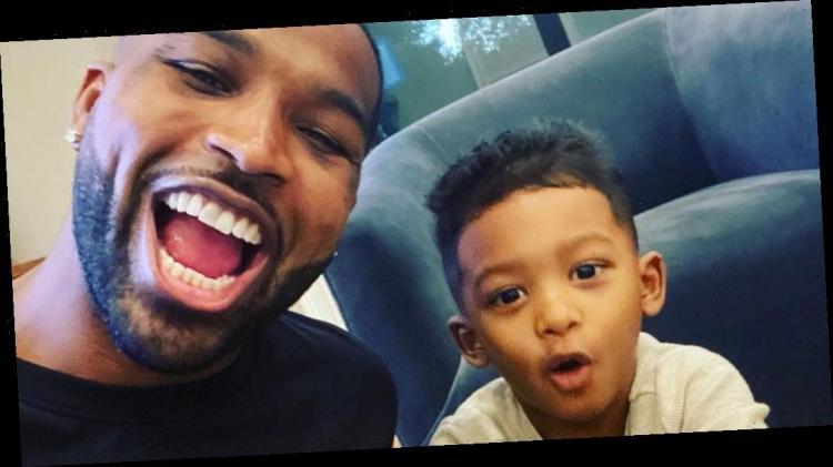 Tristan Thompson Celebrates Son Prince's 4th Birthday ...