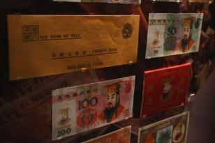 Chinese Death money