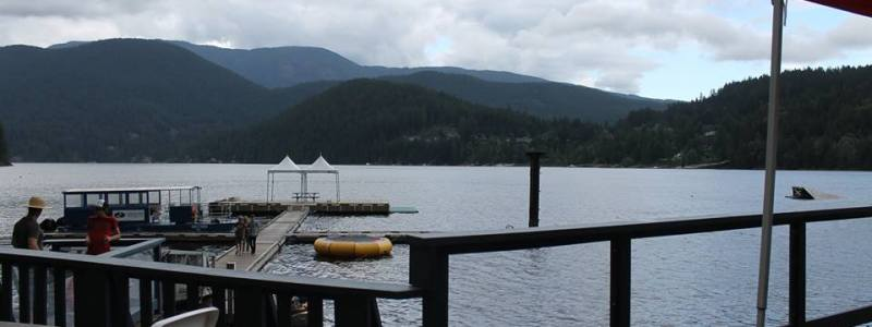 Vancouver Waterski Club Camp