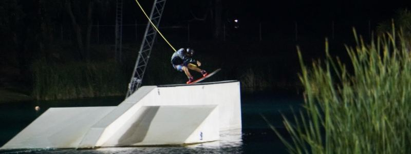 BC Wakeboard Team heads south