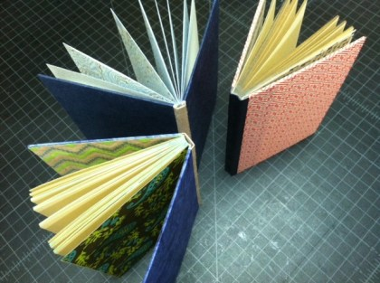 sewn boards binding