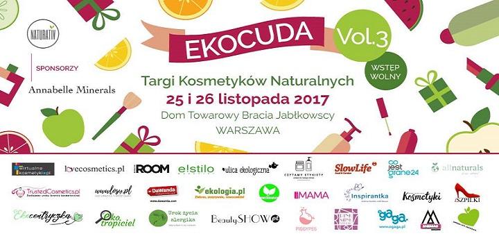Ekocuda Vol. 3 - Targi Kosmetyków Naturalnych