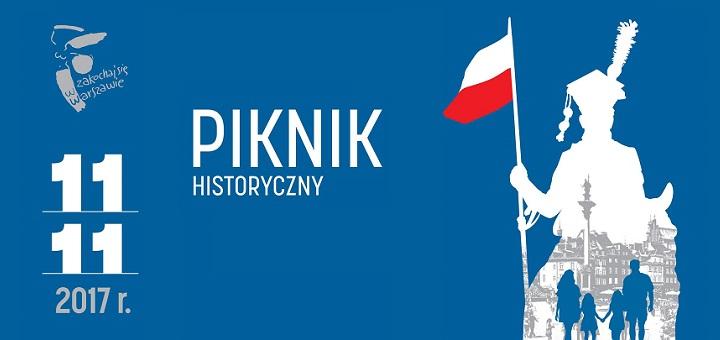 Piknik historyczny - 11 listopada 2017