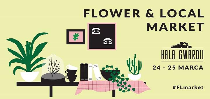 Flower & Local Market Hala Gwardii