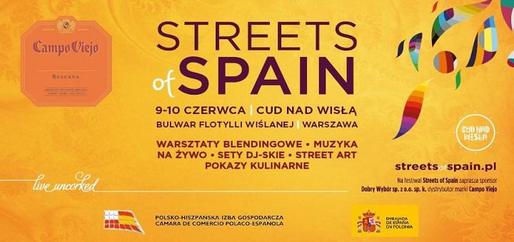 Streets of Spain / Warszawa 2018