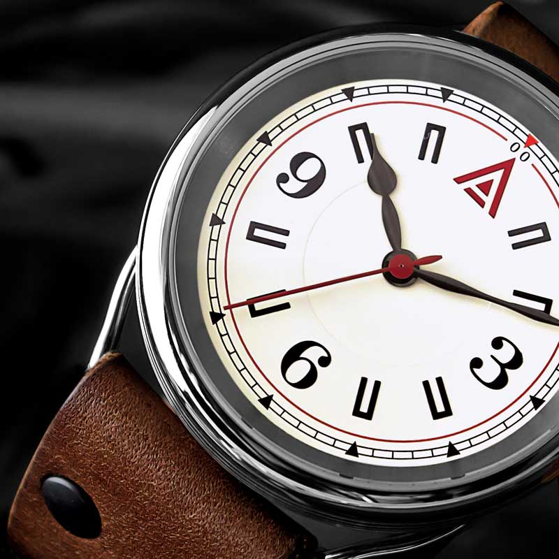 CLASSIC WATCHES BY WT AUTHOR WHITE