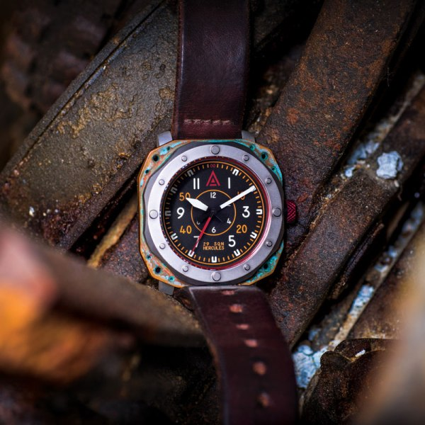 Pilots watches by wt author black no 1940 hero