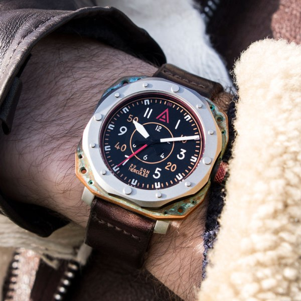 Pilots watches by wt author black no 1940 wrist