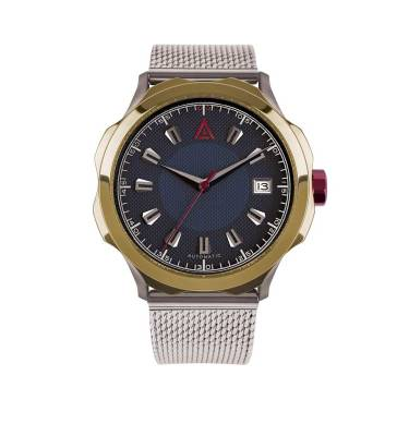 DRESS TIMEPIECES BLUE MESH Nº 1953 AUTOMATIC FRONT