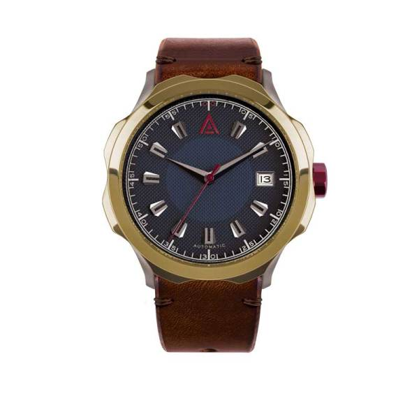 DRESS TIMEPIECES BLUE STRAP Nº 1953 AUTOMATIC FRONT