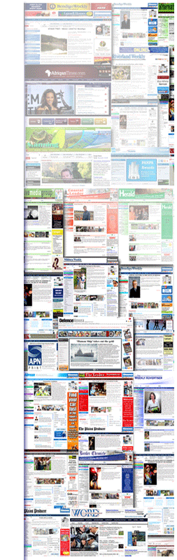 newspaper website templates