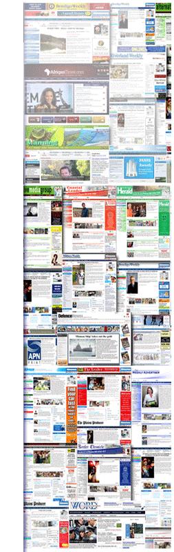 newspaper website templates