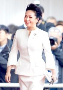 彭麗媛 (Getty Images)