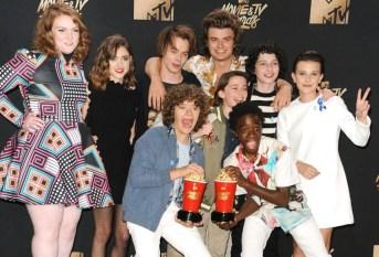 年度電視獎《怪奇物語》