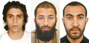 恐攻嫌犯,圖左起薩巴、巴特和芮多安 p1164-a1-03b