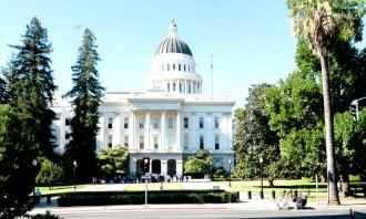 圖為加州首府沙加緬度博物館。