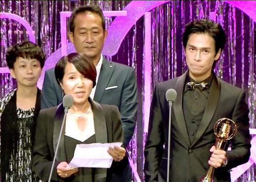 第52屆電視金鐘獎綜藝節目獎「舞力全開」。p1181-a8-10