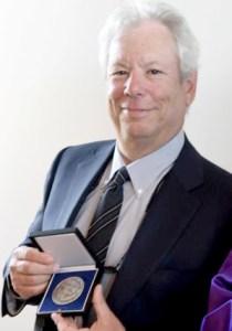 美國芝加哥大學 布斯商學院教授塞勒