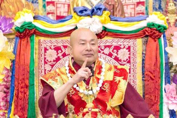 蓮生法王盧勝彥