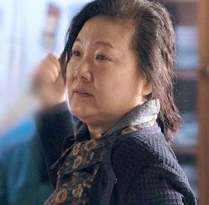 韓國演員金海淑