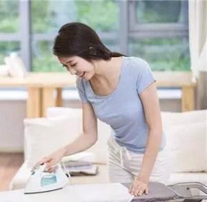 做家事有益身體健康