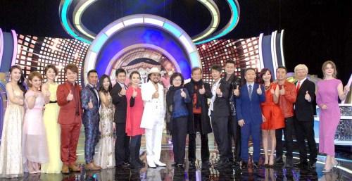 綜藝大哥張菲即將推出全新綜藝節目《綜藝菲常讚》首集大陣仗眾星站台