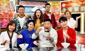 韓星李敏豪跟著《一袋女王》來賓嘗遍台灣美食