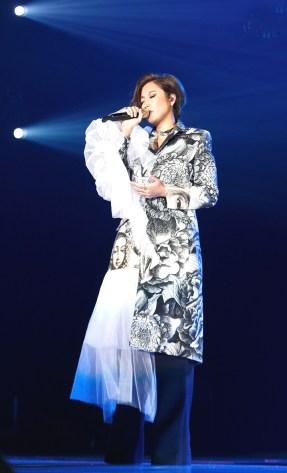A-Lin深情開唱