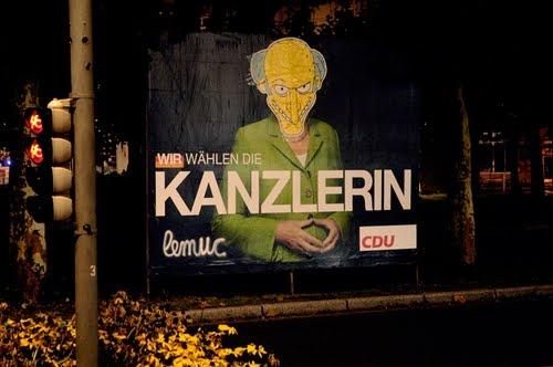 Mr.Burns takeover