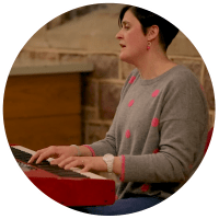 Hub Worship piano