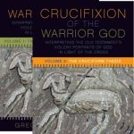 Crucifixion of the warrior God - Cover