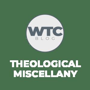 TheoMisc Blog