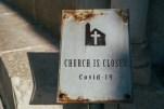 Church Closed