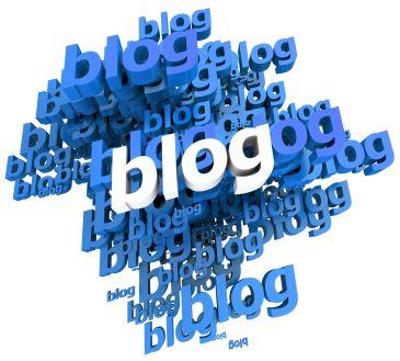 Why I blog . . .