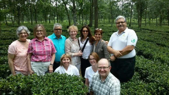 canada tea association visits india lochan tea