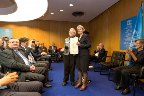 MIT-UNESCO award