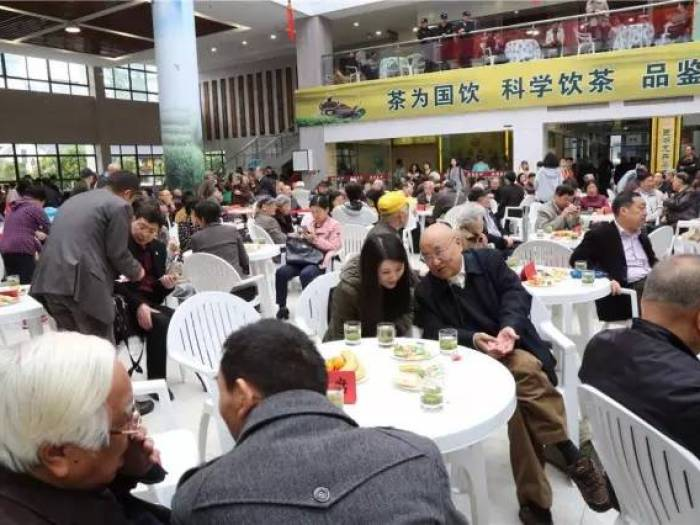 respect the elderly at world tea day4
