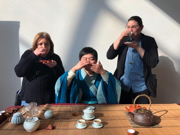 Tea for a better world