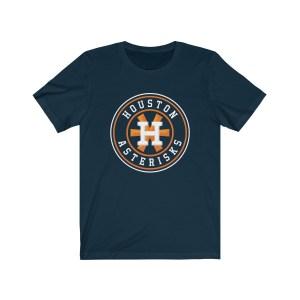 Houston Asterisks Logo Tee