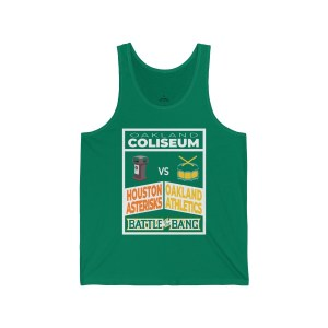 Battle of the Bang Jersey Tank