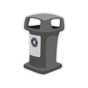Trash-tros Sticker